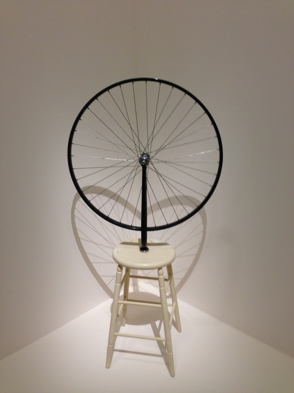 Pieza de Marchel Duchamp